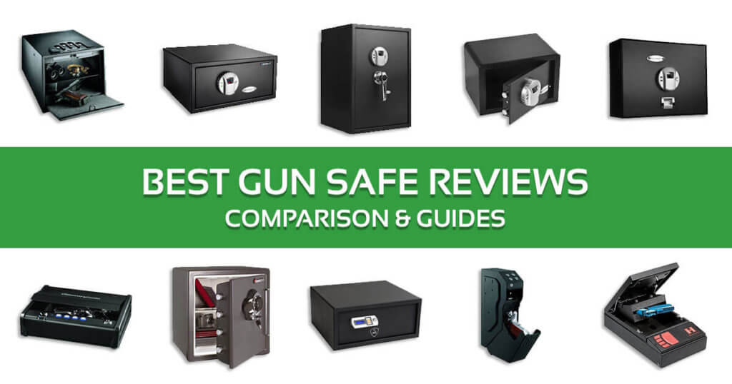 Best Gun Safe Reviews, Comparison & Guides of 2017: Cheap, Large, Biometric, In Wall Safes