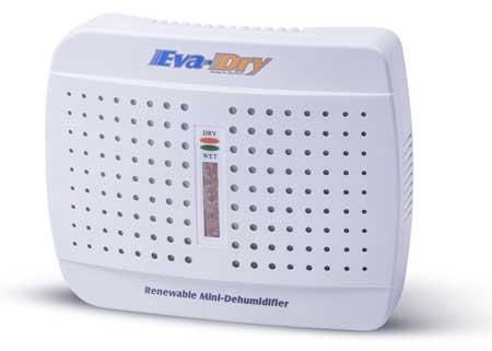Eva-dry E-333 Renewable Mini-Dehumidifier