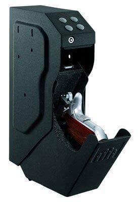 GunVault SV 500 SpeedVault Handgun Safe Review