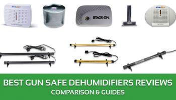 Best Gun Safe Dehumidifiers Reviews & Guides – Buyer's Guide