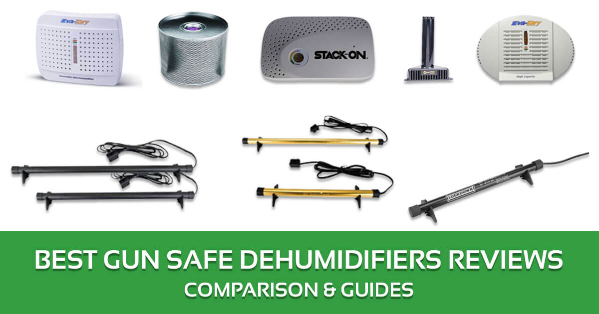 Best Gun Safe Dehumidifiers Reviews & Guides – Buyer's Guide