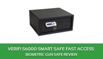 Verifi S6000 Smart Safe Fast Access Biometric Gun Safe review