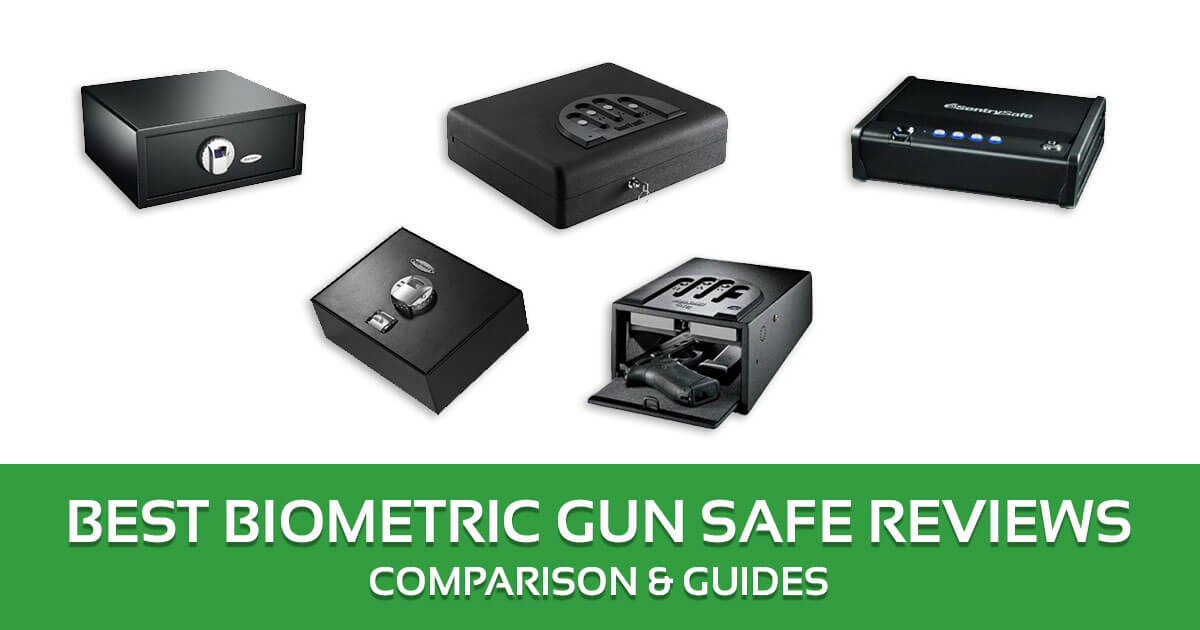 best-biometric-gun-safe-reviews-comparison-guides-2017-buyers-guide
