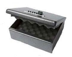 Fort Knox FTK-PB Pistol Box Handgun Safe inside