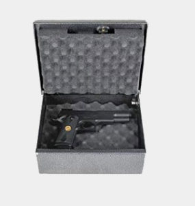 Fort Knox FTK-PB Pistol Box Handgun Safe Review
