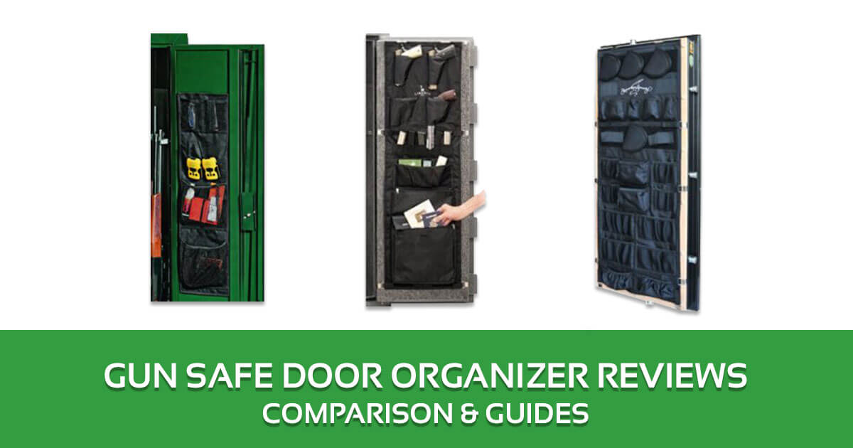 Gun Safe Door Organizer Reviews, Comparison & Guides – Buyer's Guide