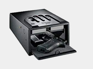Gunvault GVB1000 Mini Vault Biometric Gun Safe