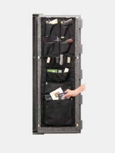 LIBERTY SAFE & SECURITY PROD 10584 18 Gun Safe Door Panel Review