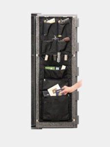 LIBERTY SAFE & SECURITY PROD 10584 18 Gun Safe Door Panel Review