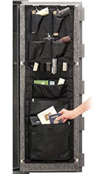 LIBERTY SAFE & SECURITY PROD 10584 18 Gun Safe Door Panel