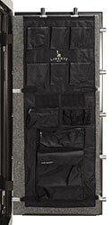 LIBERTY SAFE & SECURITY PROD 10585 24 Gun Safe Door Panel