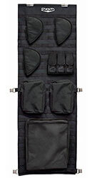 Stealth Molle Gun Safe Door Panel Organizer Large
