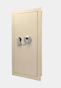 Barska Large Biometric Wall Safe Review