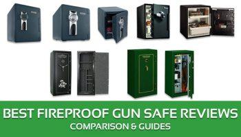 Best Fireproof Gun Safe Reviews, Comparison & Guides – Buyer's Guide