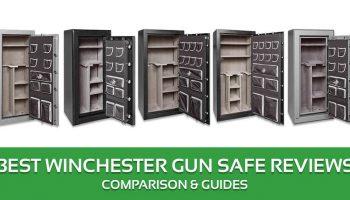 Best Winchester Gun Safe Reviews, Comparison & Guides