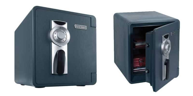 First Alert Fire Safe with Combination Lock 2087F