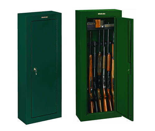 Stack On 8 Gun Security Cabinet Review GCG-908