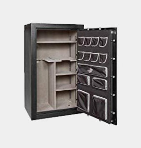 Winchester Ranger Deluxe 31-7-M Gun Safe; 30 Gun Capacity (Black) (Mechanical Lock) Review