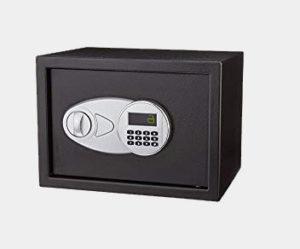AmazonBasics Security Safe - 0.5-Cubic Feet Review
