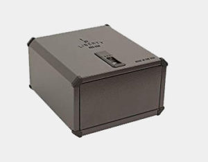 Liberty 9G HDX-250 Smart Vault Biometric Safe - Safely secure your valuables or handgun in the new Home Defender