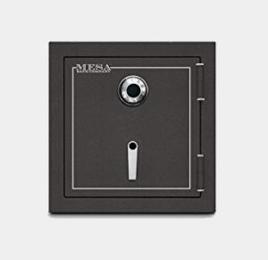 Mesa Safe MBF2020C All Steel Burglary and Fire Safe with Combination Lock, 3.3-Cubic Feet, Hammered Grey Review