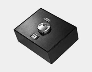 BARSKA Top Opening Biometric Fingerprint Safe Review
