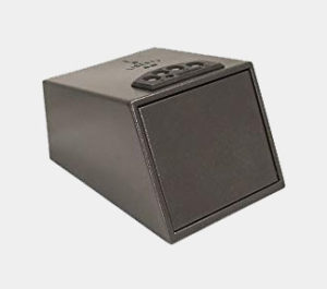 Liberty Safe Handgun Vaults Quick Vault Combo with Auto Entry, Large