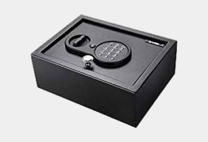 Top Open Keypad Safe