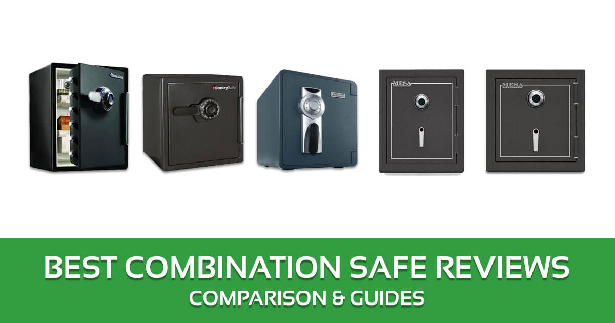 Best Combination Safe Reviews, Comparison & Guides