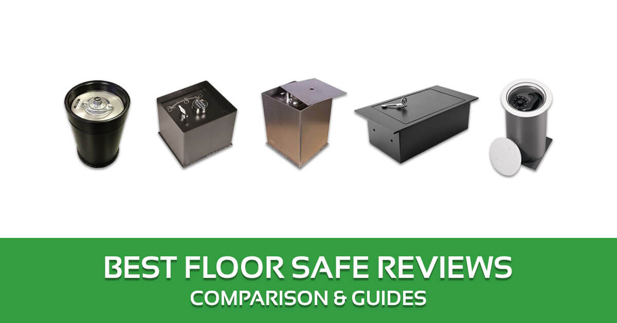 Best Floor Safe Reviews, Comparison & Guides