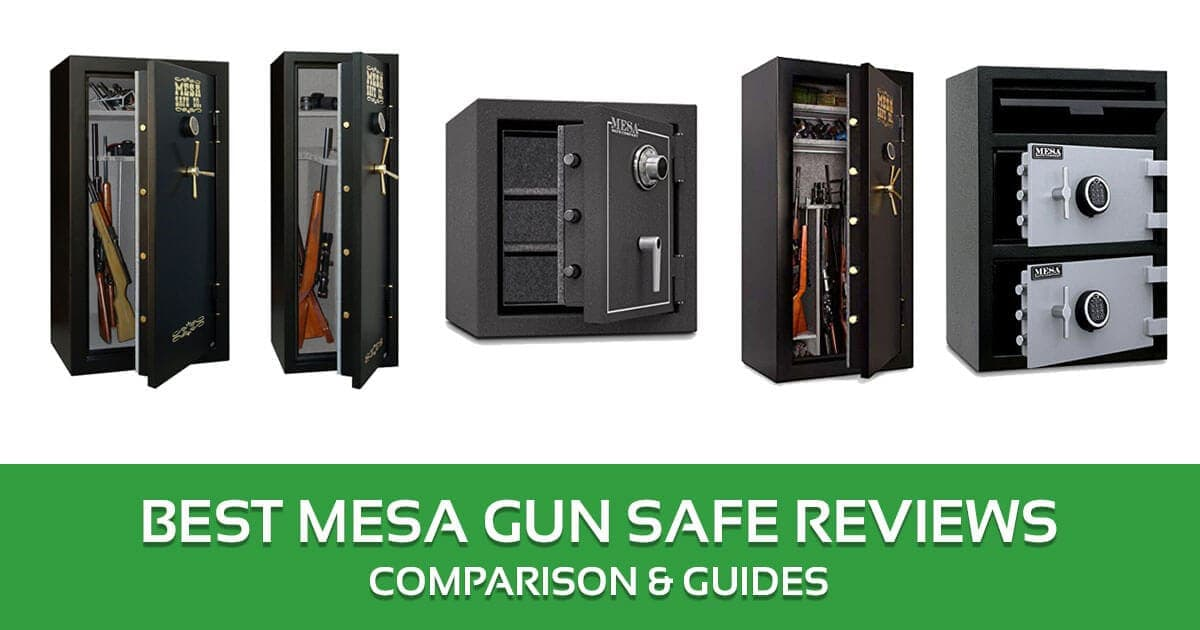 Best Mesa Gun Safe Reviews, Comparison & Guides of 2017
