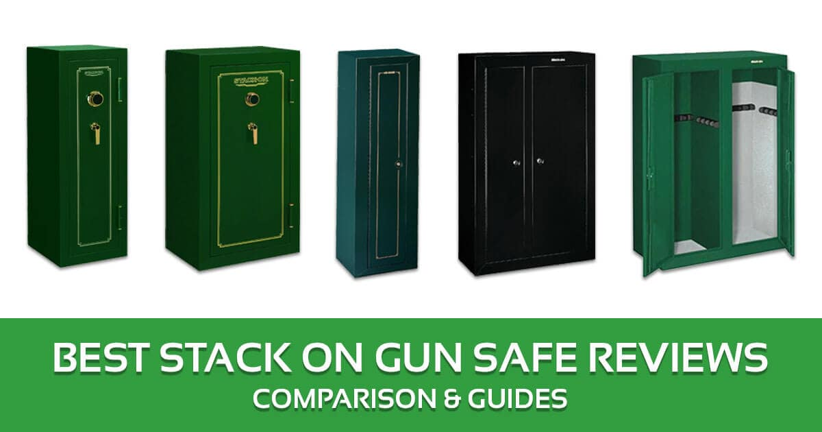 Stack On Gun Safe Reviews, Comparison & Buyer's Guide