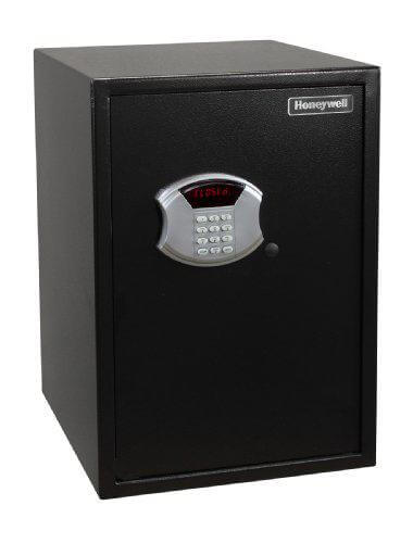Honeywell 5107 Large Steel Security Safe 2.81 Cubic Feet