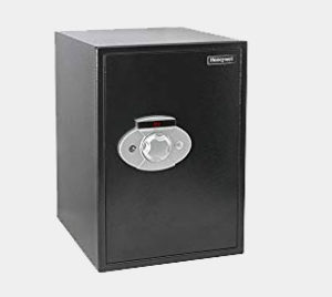 Honeywell 5207 Security Safe with Digital Dial Lock, 2.7-Cubic Feet, Black