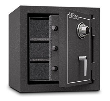 Mesa Safe MBF2020C Review All Steel Burglary and Fire Safe