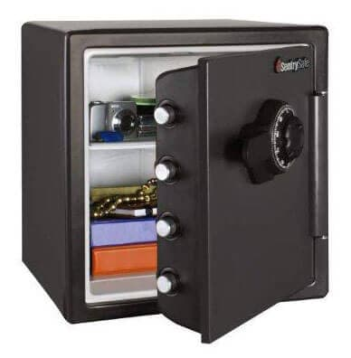 SentrySafe Combination Fire-Safe Review