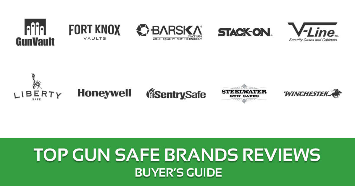 Top Gun Safe Brands Reviews – Buyer's Guide