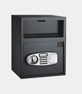 Paragon 7925 Digital Depository Safe .95 CF Front Load Cash Vault Drop Box Review