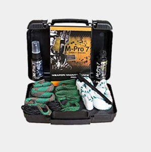 M-Pro 7 Tactical 3 Gun Cleaning Kit Review