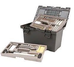 Allen Ultimate Gun Cleaning Kit, 65 Pieces