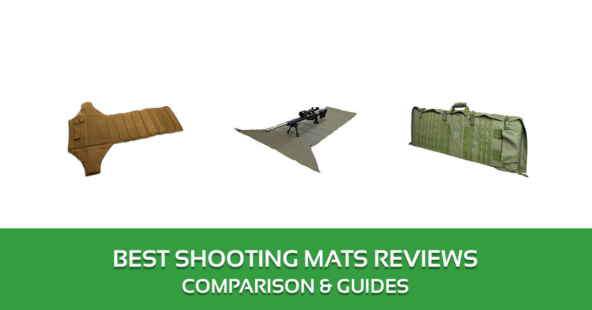 Best Shooting Mats Reviews