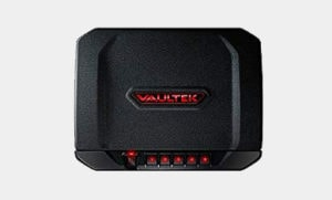 VAULTEK VT20i Biometric Bluetooth Smart Pistol Safe with Auto-Open Lid and Rechargeable Battery Review