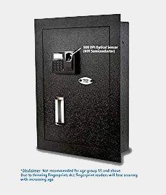 Viking Security Safe VS-52BLX Biometric Fingerprint Hidden Wall Safe Review