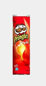 Pringles Stash Can - Diversion - Safe - Hide Vanuables - (BI-MAR 44) Assorted Flavors Packages