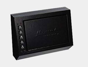 Homak HS10036683 10 x 3.5 x 7.5 Inch Electronic Access Pistol Box Review