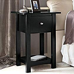 Home Defense Night Stand with Hidden Firearm Safe Review