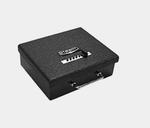 Stealth Original Handgun Safe Steel Pistol Box Concealed Weapon Storage Review