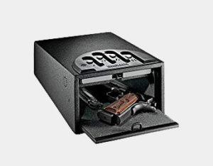 Gunvault GV1000S Mini Vault Standard Gun Safe Review