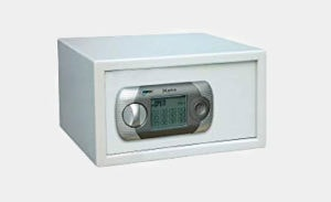 American Security Products Electronic Security Safes (OD 9x16x13x13 1/8, 14-Pounds)