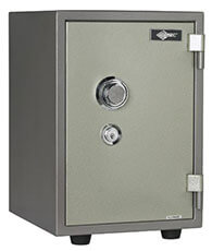 American Security Products U.L Listed 1 Hr Fire Combo Safe